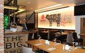 Diner Cadeau Amsterdam THE BIG APPLE American Grill Restaurant & Café